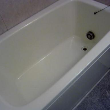 石神井ウエスト浴槽コーティング