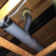 板橋区アパート、1月1日の漏水点検工事